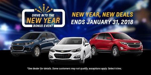 New Year Bonus Event